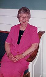 Geraldine McBay