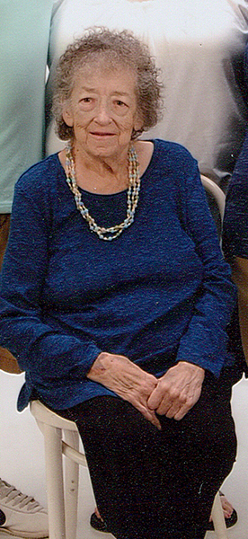 Judie May Tucker Altmeyer