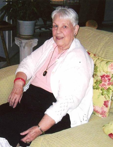 Nancy Bess Hopkins Harton