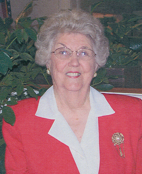 Ruby Doris Brown Perry