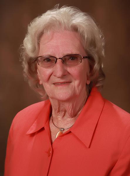 Margaret Wandalene Raby Carter
